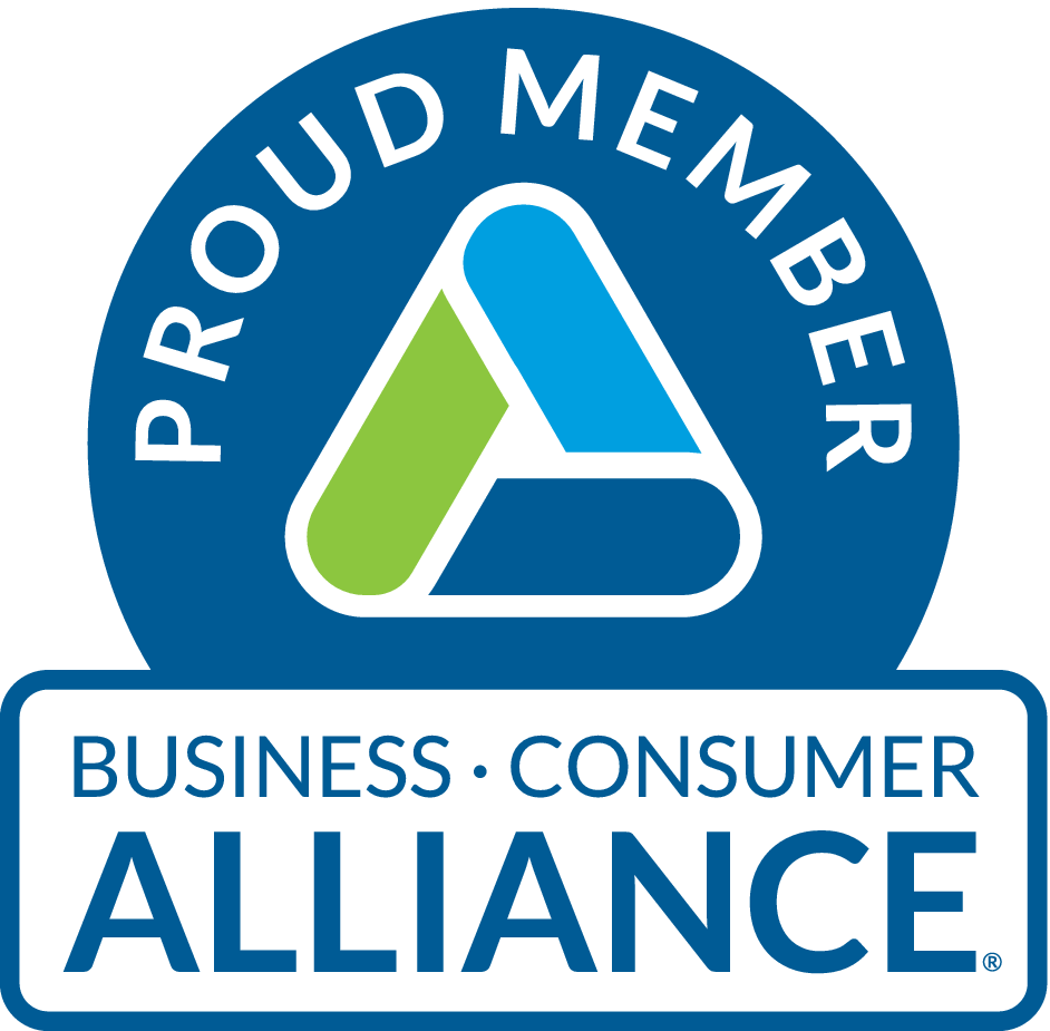 Proud Member - Business Consumer Alliance